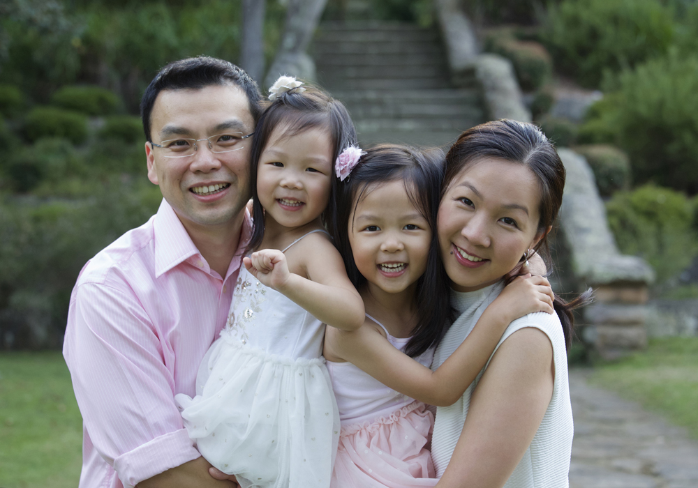 family photography chatswood