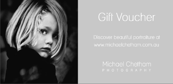michael chetham photography gift certificate