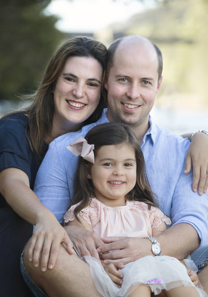 Professional Family Portraits Chatswood