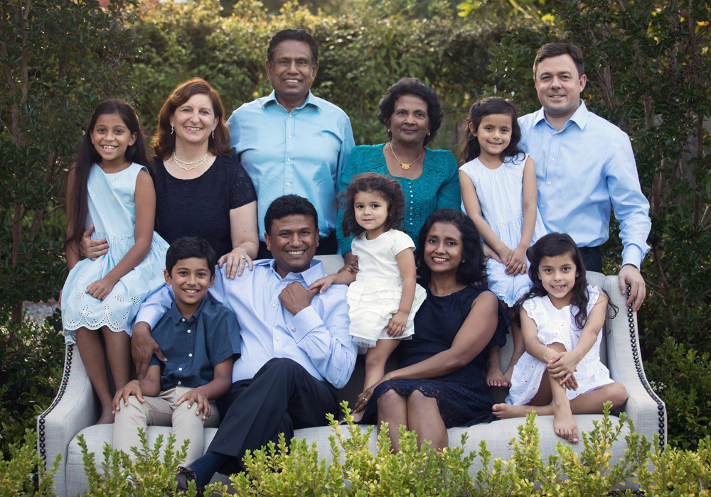 Extended Family Portraits Chatswood