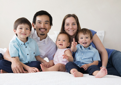 Family Photography Chatswood Studio